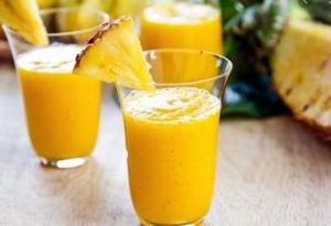 Manfaat Minum Jus Mangga Campur Nanas Bagi Kesehatan